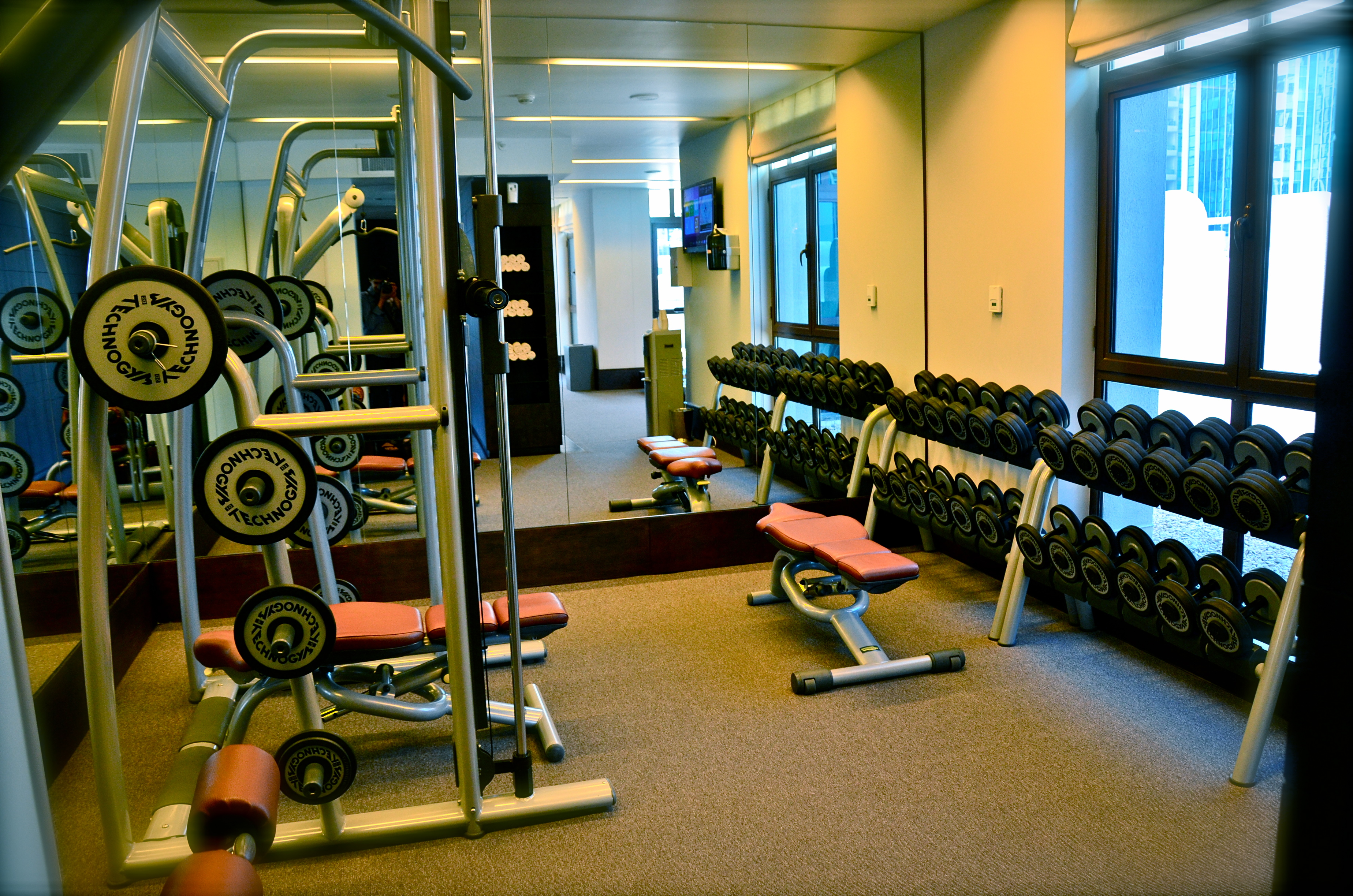 Gym vida downtown dubai for Gimnasio vida fitness
