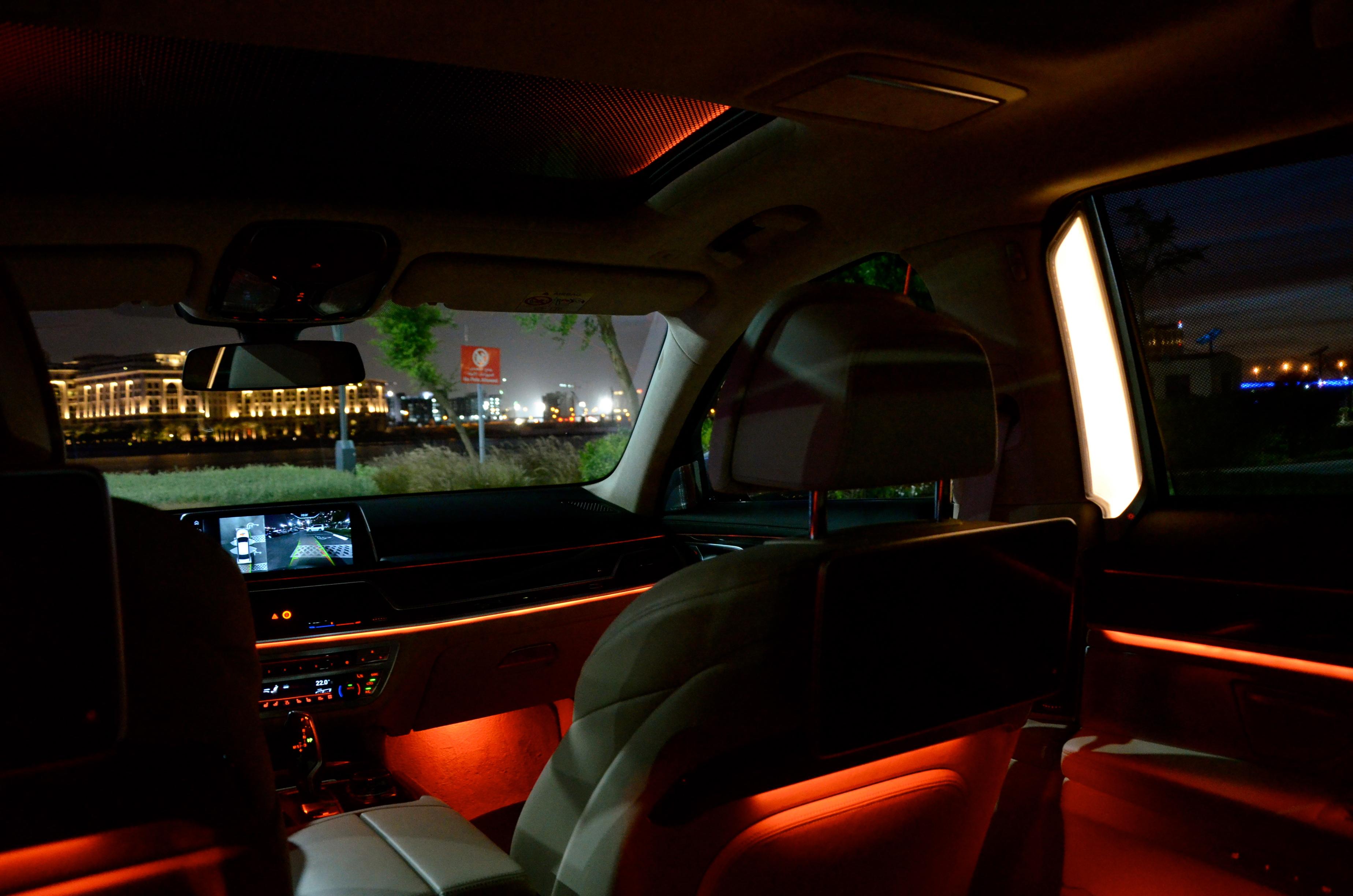 BMW 750 Li 2016 Dhs 575000