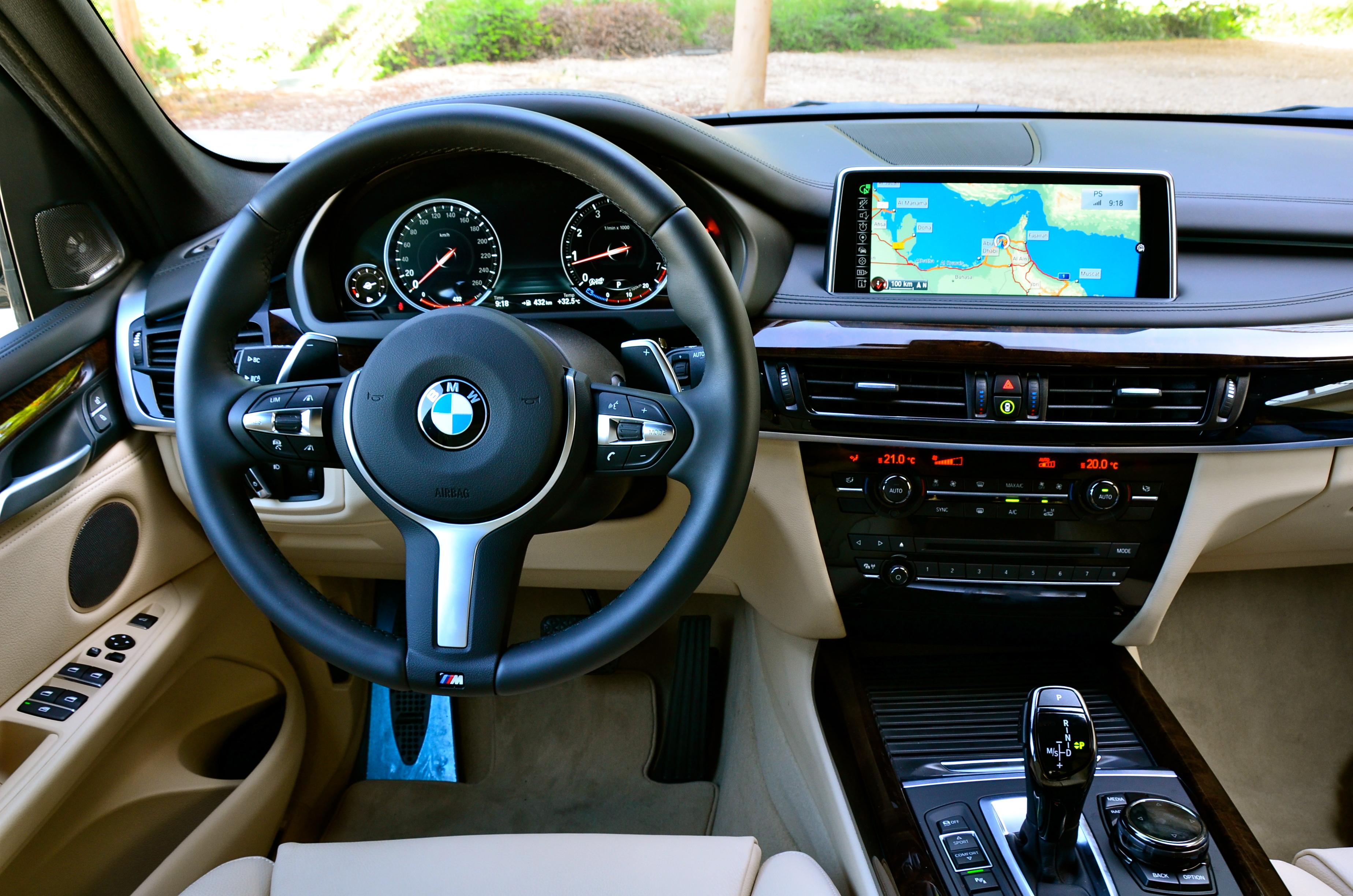 Bmw X5 Cockpit Dubaicravings Com